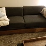 Couch /Trundle bed
