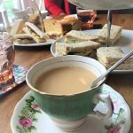 Gluten and nut free Afternoon tea