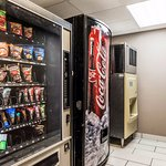 Vending Machine and Ice Machine