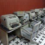 Bunker - communication equipment