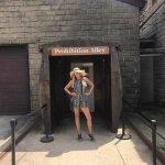 door way to winery tour