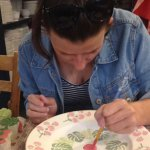 Creating a plate