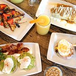 Fill your belly with the most important meal of the weekend...brunch!