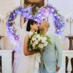 Wedding in the Villa Michaela Chapel