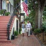 Eliza Thompson House Savannah Foto