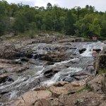 Rocky Falls Shut-in