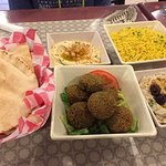Lunch at Holy Land by Ketan Deshpande Minnesota, MN