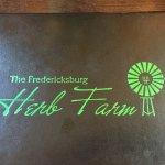 Photo de Farm Haus Bistro at Fredericksburg Herb Farm