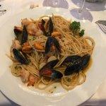 Nel cuore di Oslo abbiamo trovato un ottimo ristorante Italiano, elegante e ricercato con prodot