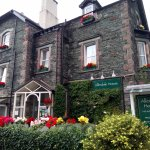 Allerdale house in bloom
