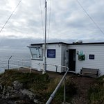 The coast guard station at Cape Cornwall has some impressive views.