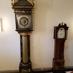 Large and small clocks