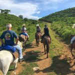 Rancho Chilamate Adventures on Horseback Foto