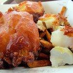 Humpty Junior's Fried Fish & Fries