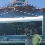 Amazing floating restaurant & bar Tahiti Beach, Hope Town Abacos. A new,must do and see destinat