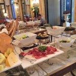 Mesa de Buffet Froid