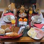 Park room breakfast