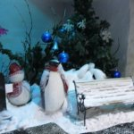 Inside Penguin (Freezer) room. The only snow in Philippines