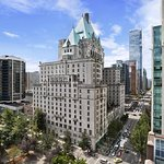 Fairmont Hotel Vancouver - the Castle in the City