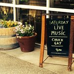 Live Music Wed, Fri & Saturday @ 8PM