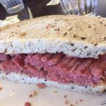 The leanest pastrami