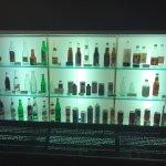 Samples of world wide bottles