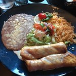 Chicken Chimichangs