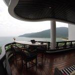 Amazing panoramic view