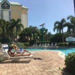 LOVE the pool area!!