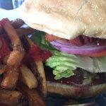 Bronco Billy's BBQ Burger