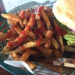 Bronco Billy's BBQ Burger and Home Made Fries