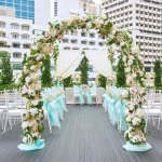 Orchard Parade Hotel Outdoor Solemnization