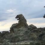 Godzilla Rock Photo