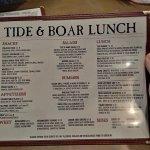 Foto de Tide & Boar Gastropub