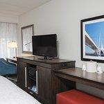 Double Room & Amenities Cabinet