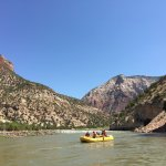 canyon rafting
