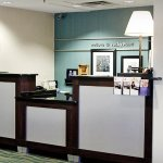 Front Desk Hampton Inn Tampa Rocky Point