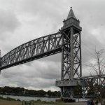 Train Bridge for the Cape Flyer to Hyannis