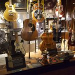 Some of the many guitars