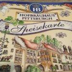 Hofbrauhaus Pittsburgh.