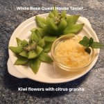 White Rose Tasters.... yummy...!