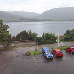 Loch Linnhe from room 77