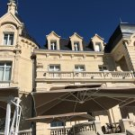 Chateau Grand Barrail Foto