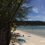 Salad Beach Resort Foto