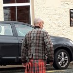 A Scots man through and through !