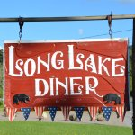 Helpful Hint/Finder - Long Lake Diner (There is also a pub there!!!)