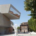 Foto de MAXXI - Museo Nazionale Delle Arti del XXI Secolo