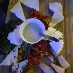 Tagliere di formaggi misti