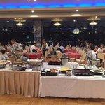 Kinrin dinner buffet