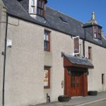 Morris's Hotel situated in the village of Oldmeldrum in Aberdeenshire.